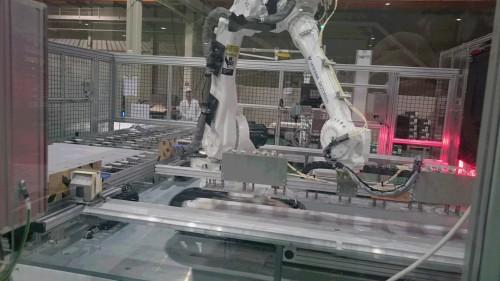 モジュール製造ロボット